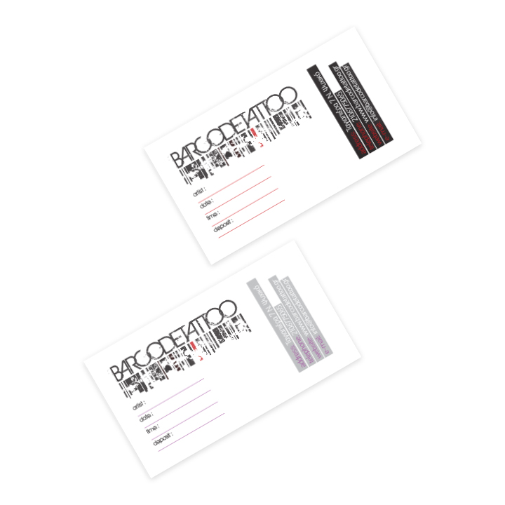 Barcode-Business-Card-Demo