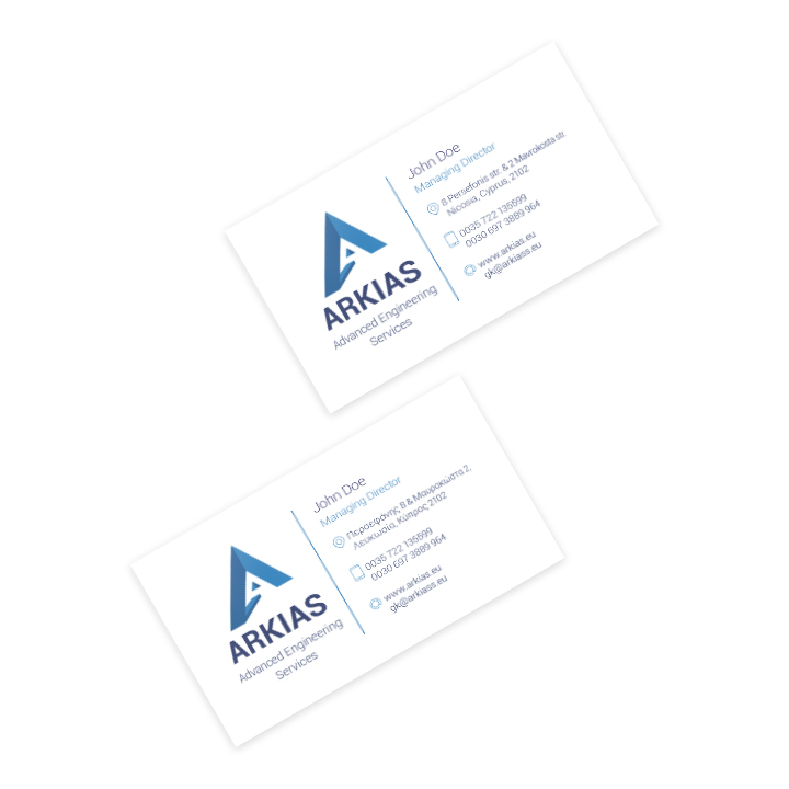Arkias-Business-Card-Demo