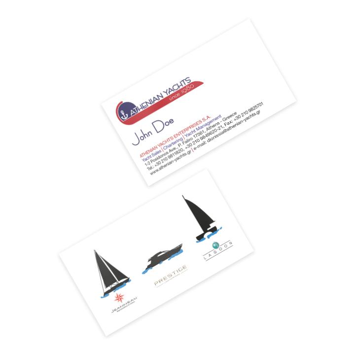 Athenian-Yachts-Business-Card-Demo