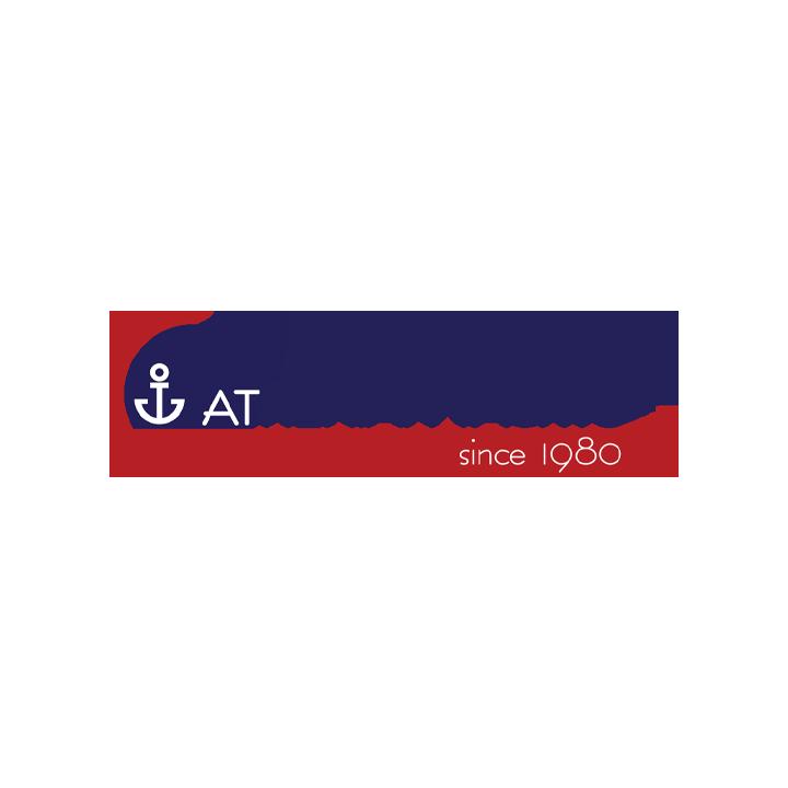 Athenian Yachts Logo Square