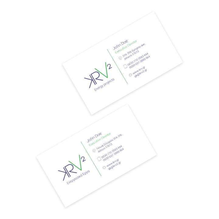 KRV-Business-Card-Demo